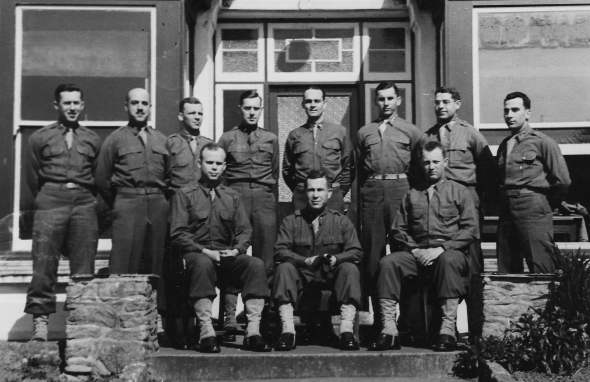 29th DIVISION OFFICERS