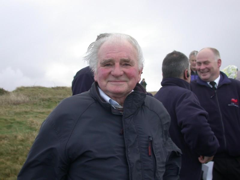 Fred Matthews (Graham G Matthews father)