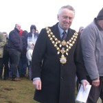 Mr. Ronnie Williams, Mayor of Helston.