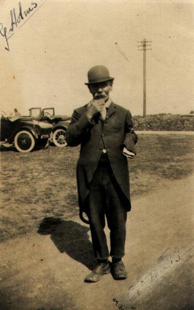 GEORGE HOLMES (Cuckoo Man)