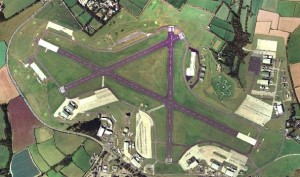 RNAS CULDROSE AERIAL PHOTO
