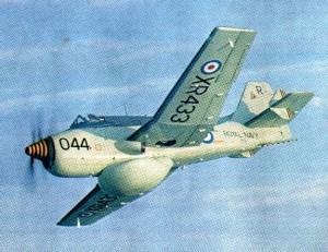 Gannet AEW 3