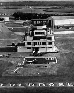 RNAS CULDROSE ATC TOWER