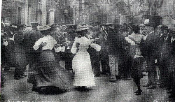 FLORA DAY 1907