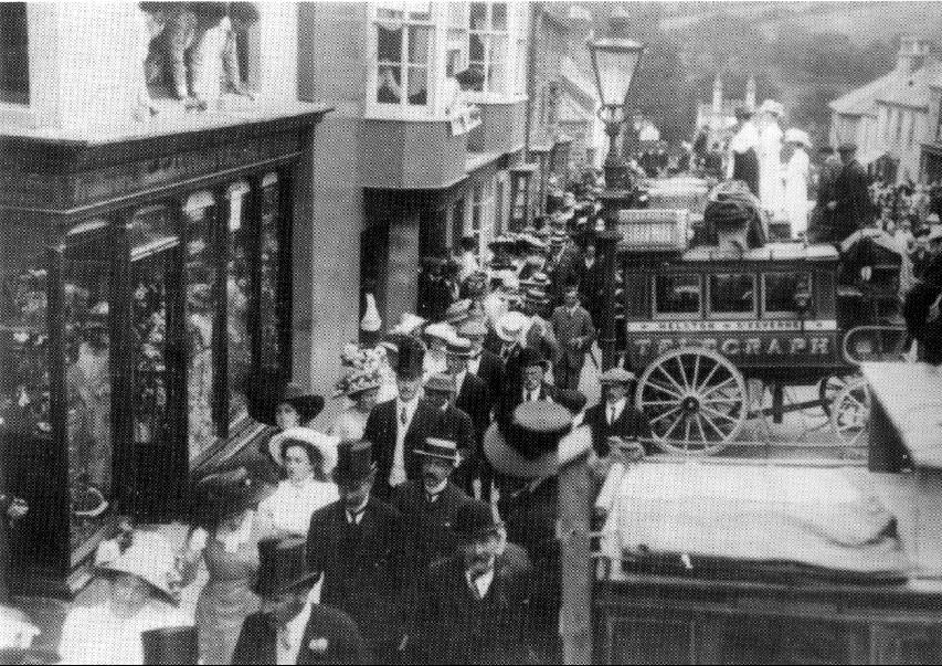 FLORA DAY 1910