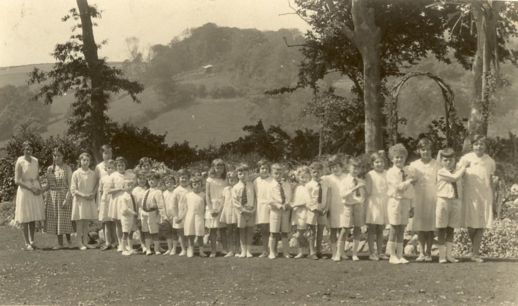 FLORA DAY 1932