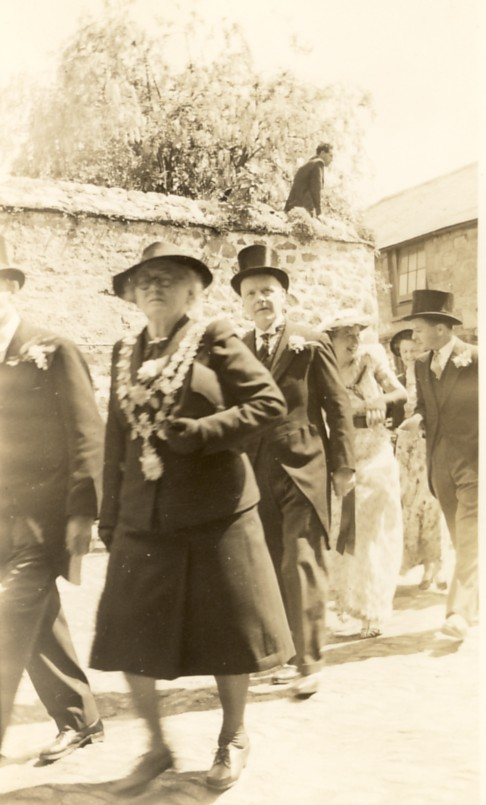 FLORA DAY 1947