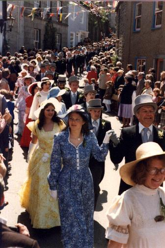 FLORA DAY 1981