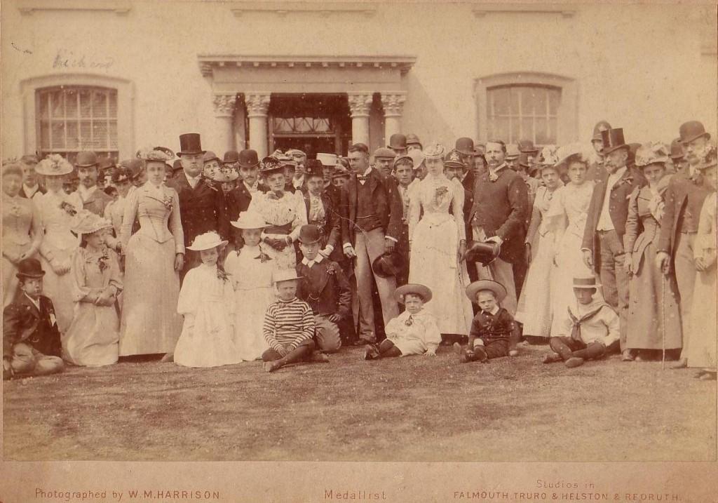 FLORA DAY circa 1890