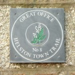 GREAT OFFICE HELSTON TOWN TRAIL