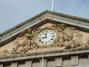 GUILDHALL CLOCK