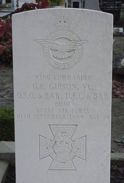 GUY GIBSON GRAVE