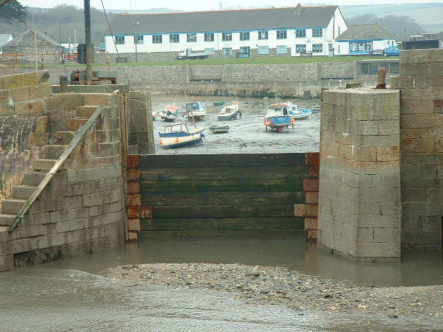 HARBOUR ENTRANCE 'BALKS'