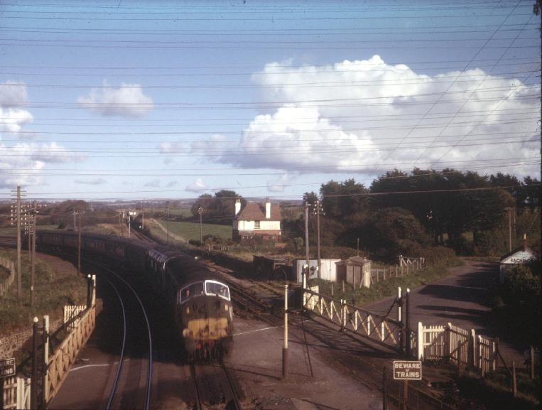 GWINEAR ROAD STATION