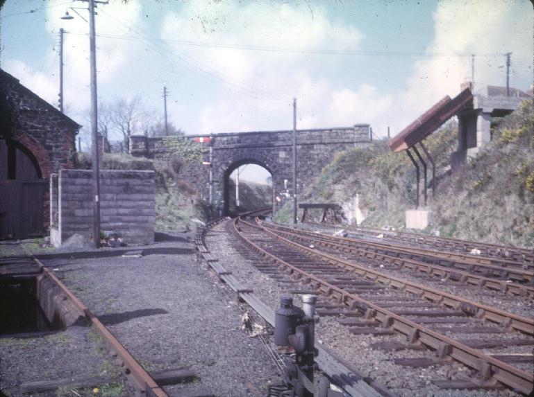 HELSTON STATION 1965