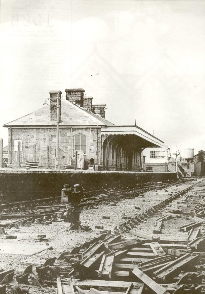 HELSTON RAILWAY 1965