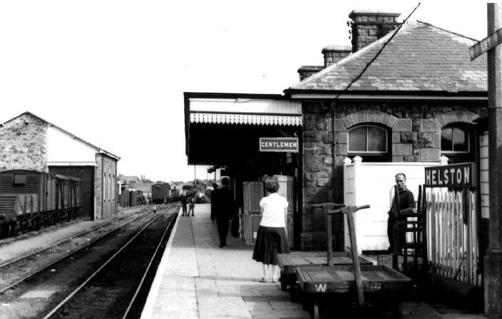 HELSTON BRANCH RAILWAY