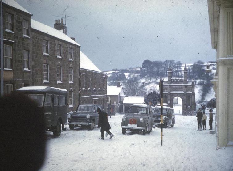 SNOWBOUND HELSTON 1963