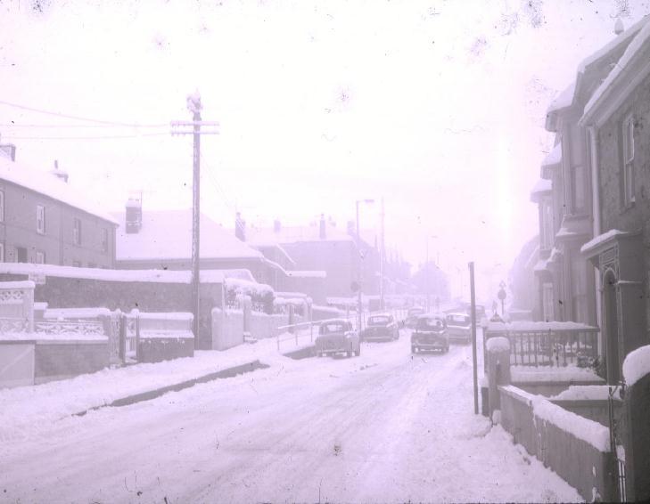HELSTON SNOW 1963