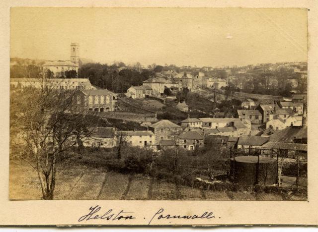 JERICO ROW 1885