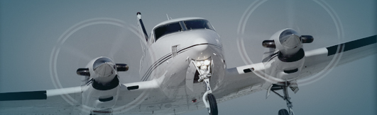 Beechcraft Super King Air 350ER (Avenger)