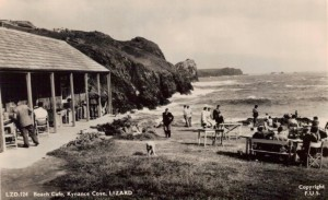 KYNANCE COVE BEACH CAFE