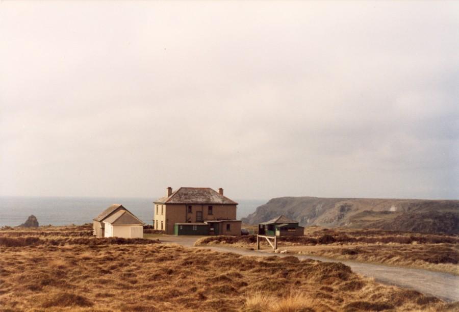 KYNANCE CLIFF HOUSE