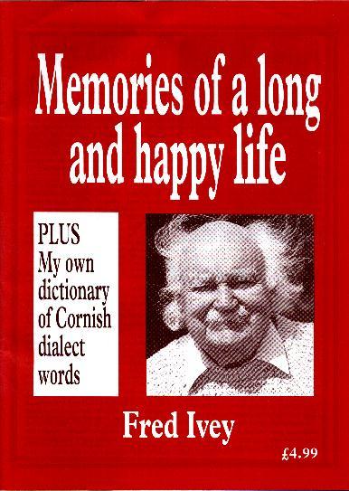 W.F.IVEY MEMORIES BOOK