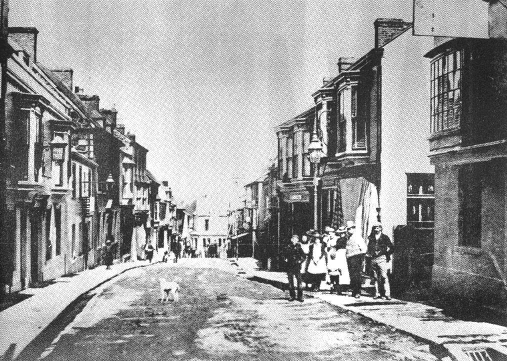 OLD MENEAGE STREET