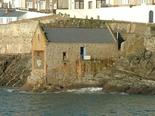 PORTHLEVEN LIFEBOAT STATION