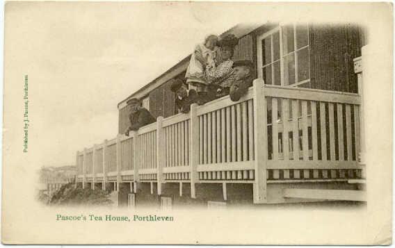 PASCOE'S TEA HOUSE
