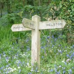 PENROSE ESTATE SIGN POSTS