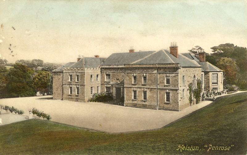 PENROSE HOUSE 1911