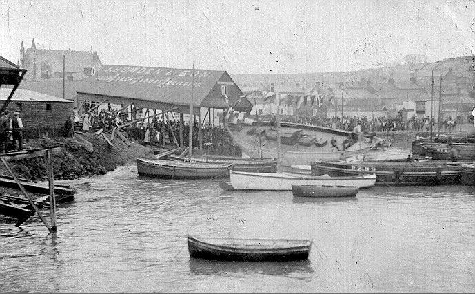 J.BOWDEN & SON Boat Builders