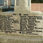 PORTHLEVEN WAR MEMORIAL