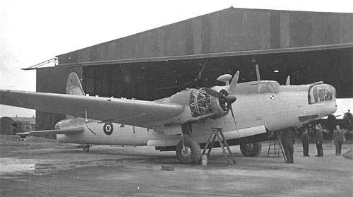 RAF PREDANNACK