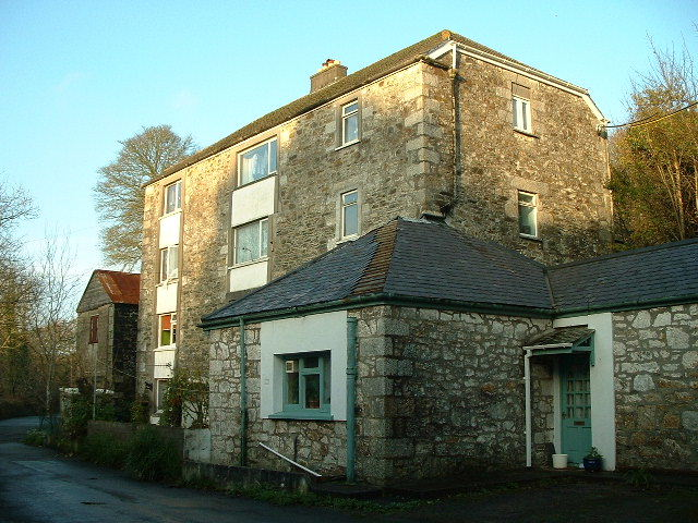 ST JOHN'S OLD MILL