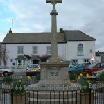 ST KEVERNE WALL MEMORIAL