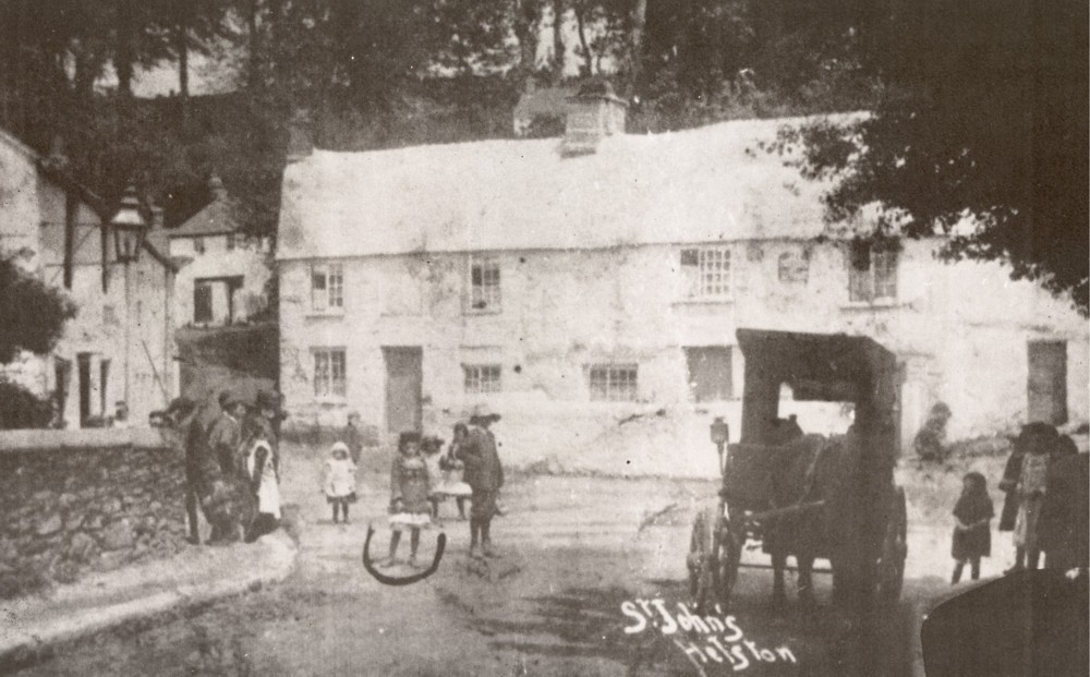 TOSSELL'S LODGING HOUSE