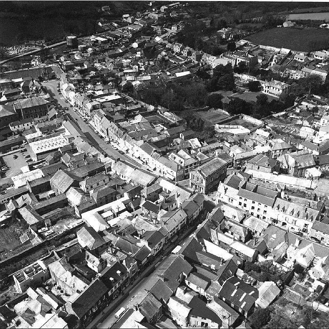 Helston Town Centre