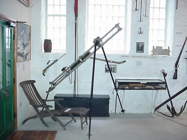 Henry Trengrouse 'Rockets' @ Helston Museum
