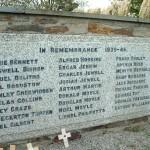 WENDRON WAR MEMORIAL