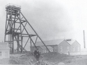 WHEAL VOR `CREASES` SHAFT 1908
