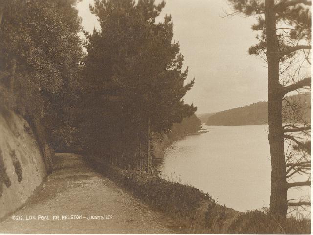 LOE POOL & PENROSE TRACK circa 1900